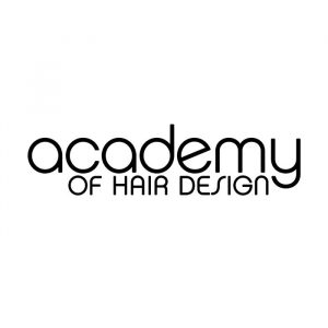 Academy of Hair Design logo for the Prosper U school section on About Us webpage