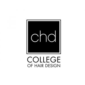 College of Hair Design logo for the Prosper U school section on About Us webpage