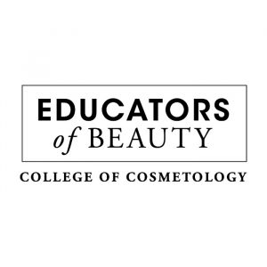 Educators of Beauty College of Cosmetology logo for the Prosper U school section on About Us webpage