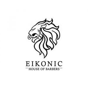 Eikonic House of Barbers logo for Prosper U school section on About Us webpage